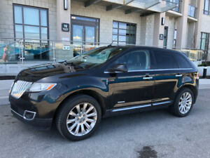 2011 Lincoln MKX - Fully Loaded - Alberta highway miles