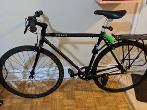 SE - Draft - Fixed gear bike