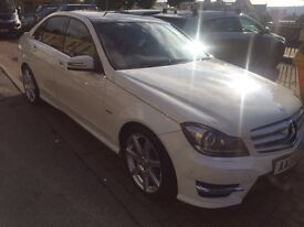Mercedes Benz C Class 2.1 C250 CDI AMG SPORT EDITION 125 FOR SALE