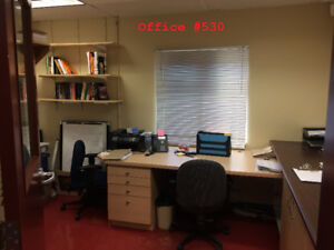 3 office spaces available for rent downtown