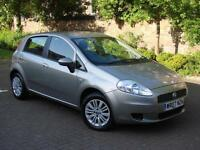 EXCELLENT CAR!!! 2007 FIAT GRANDE PUNTO DYNAMIC 1.2 5dr, 1 YEAR MOT