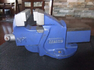 "Record #1 3"" Bench Vise In excellent condition Smooth operation"