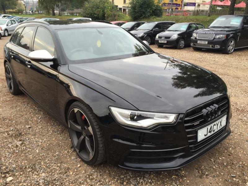 2013 audi a6 avant 3 0 tdi s line s tronic quattro 5dr in norwich norfolk gumtree. Black Bedroom Furniture Sets. Home Design Ideas