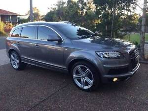 2013 Audi Q7 , V8 Twin Turbo Diesel , S-Line Top Of The Range Bass Hill Bankstown Area Preview