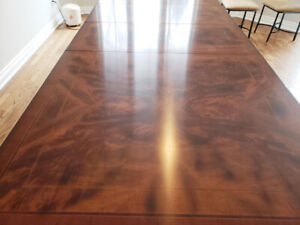 Luxury Dining Table Price $17,000, Now selling for $5,500