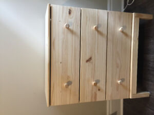IKEA Chest Of Drawers 79 x 92 cm in wood