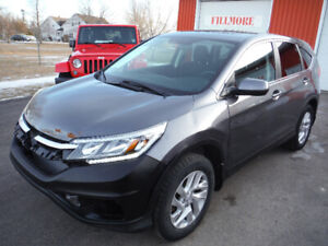 2016 Honda CR-V AWD