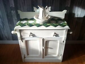 Antique vanity / washstand
