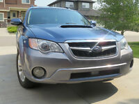2008 Subaru Outback XT Limited Wagon w. all maintenance records!