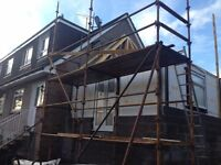 Scaffold for sale- Ideal for small projects £500