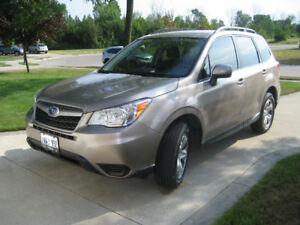 **Great family vehicle for sale!** 2014 Subaru Forester.