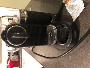 Nespresso Citiz e Milk Espresso Machine Chrome