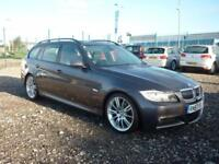 BMW 325i 2.5 M SPORT TOURING (15 MONTHS WARRANTY)