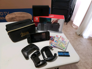 Package nintendo switch negociable