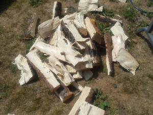 Not much left! - Boxes of dry firewood under 5$/ cu ft