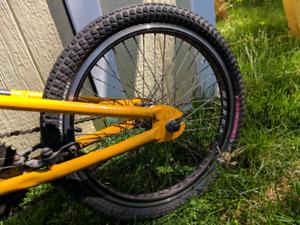 Haro F3 BMX Bike