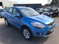 Ford Kuga 2.0 Tdci 4WD Titanium *1 Female Owner* Dab Radio,Leather, 11 Service Stamps, Warranty
