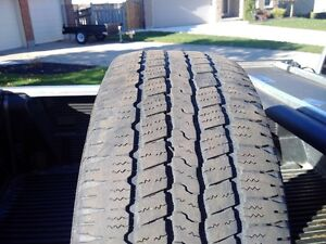 245-70-16 Goodyear Wranglers Cambridge Kitchener Area image 1