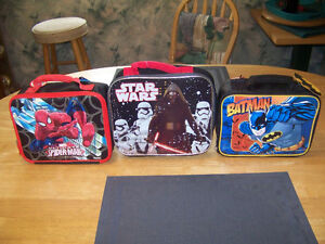 PRE-SCHOOL /  KIDS-LUNCH BOXES and BACKPACKS Kitchener / Waterloo Kitchener Area image 1