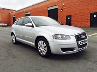 SEPTEMBER 2006 AUDI A3 SPECIAL EDITION 1.6 PETROL