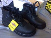 NEW Dickies steel toe cap boots