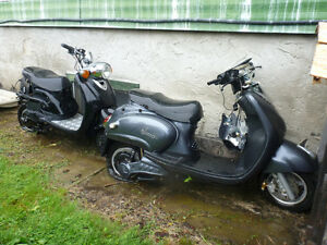 electric scooter for parts or rebuild