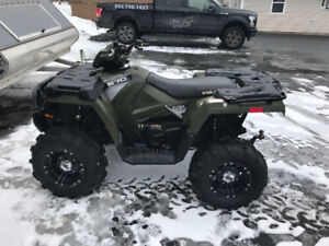 2014 POLARIS 570 SPORTSMAN ( WE FINANCE )