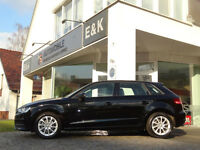 Audi A3 1.2 TFSI Sportback S-tronic ALUS Attraction