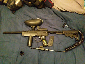 Spyder MR2 paintball marker