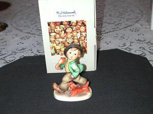 Goebel Hummel #988 Strolling Along Figurine London Ontario image 1