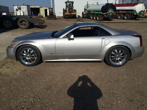 2007 Cadillac XLR V Supercharged Convertible