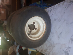 Tires for sale in very good condition