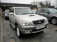 2005 Hyundai Terracan 2.9CRTD * EXCELLENT LOW MILEAGE EXAMPLE *
