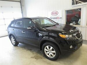 2012 Kia Sorento 2.4L LX FWD at