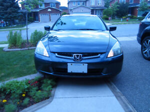 2005 Honda Accord *VERY GOOD CONDITION* *ONLY ONE OWNER*