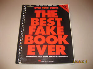 The Best Fake Book Ever 3rd Ed. +1,000 chansons