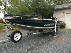 2003 Legend Widebody Tiller - perfect fishing boat package!!
