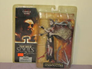 FOR SALE SPAWN FIGURE TORTURED SOULS CAMILLE NOIRE BRAND NEW