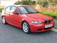 BMW 325 2.5 ti 2004MY TI 325TI SPORT COMPACT 3DR 325I