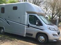 Peugeot Boxer 3.5T Tonne horsebox. John Oates brand New Build New Shape