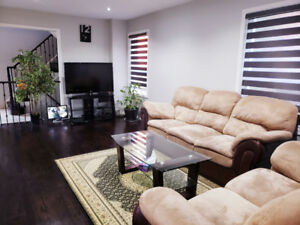 Newly Renovated Semi detached house for Rent  in Brampton