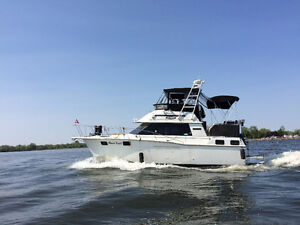 Carver 3207 Aft cabin Flybridge. Motivated seller