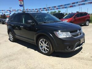2014 DODGE JOURNEY RT * AWD * LEATHER * BLUETOOTH * HEATED SEATS London Ontario image 8