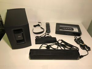 BOSE SOUNDTOUCH 120 HOME THEATER SYSTEM - MNX