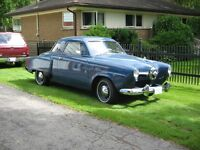 1950 Studebaker 2 Door Champion Coupe