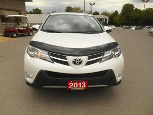 2013 Toyota RAV4 Limited AWD Peterborough Peterborough Area image 9