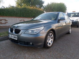 BMW 525d Auto SE New MOT & Service Private plate !