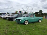 Mk1 VW Caddy pick-up