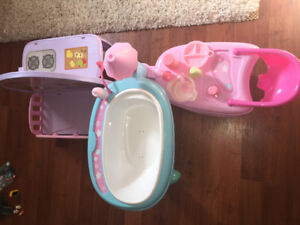 Fisher Price Doll playset