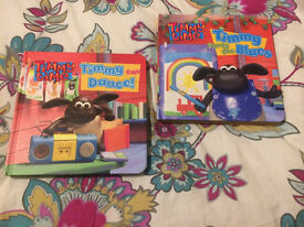 Two Timmy time books, Stocking fillers